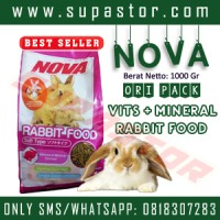 Jual Nova Rabbit Food 1 Kg Murah