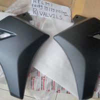 harga Shroud Ninja R Ninja Ss Cover Samping Radiator Superkips Hitam Doff Tokopedia.com