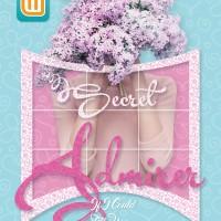 Paket Novel Wattpad Secret Admirer (2 buku) Bonus TTD & Ransel Blacu