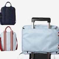 Jual Tas Koper Jinjing Compact Trunk Luggage Travel Organizer Messenger Bag Murah