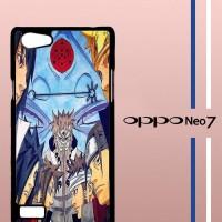 Naruto Hagoromo Clan Casing Custom Hardcase Hp Oppo Neo 7|A33 Case