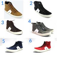 harga Sepatu Pria Sneakers Black Master Arl High Hand Made Original Termurah Tokopedia.com
