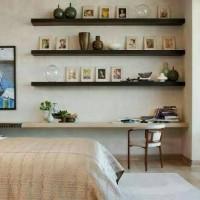 110x30x4 rak dinding minimalis /floating Shelves /rak Ambalan