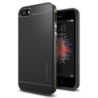 Soft Hard Ultra Thin Case iPhone 5 / 5s / 5 SE / 5SE SPIGEN NEO HYBRID