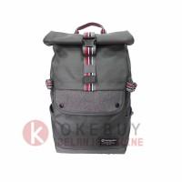 Tas Merk Bodypack 2807 Grey Batn /Ransel/kantor/backpack/traveling