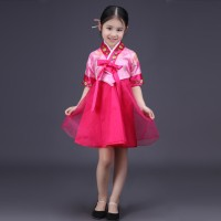 Hanbok girl baju anak dress tradisional korea kostum SY629