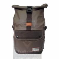 Tas Merk Bodypack 2807 Brown BATN /Ransel/Kantor/Sekolah/Backpack
