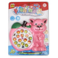 Mainan Anak Fishing Game Tom Cat - Mainan Pancingan Ikan
