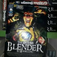The Magic of Blender 3D Modelling (Plus DVD Tutorial)