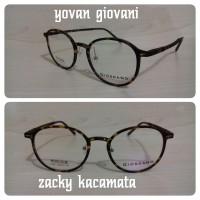 kacamata frame Giordano leopat dop