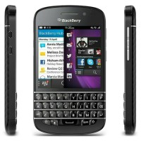 BLACKBERRY Q10 NEW SEGEL (HP BB Q10 NEW) TERMURAH