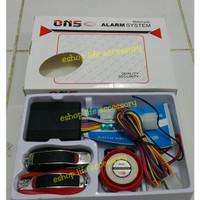 SPECIAL kunci pengaman Alarm motor merk ONS seperti BHT TERMURAH
