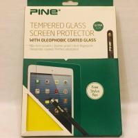 Pine Premium Tempered Glass iPad Mini 4 Bonus Stylus Pen