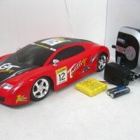 Mainan Mobil Remot RACING CAR Skala 1:12 RC Remote Control