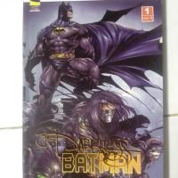 komik DC/Top cow crossovers the darkness batman terbitan PMK