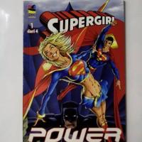 komik DC supergirl power no. 1 terbitan PMK