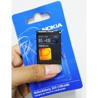 Batre Nokia BL-4B BL4B Baterai Nokia BL 4B Battery Nokia N76 N6111