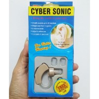 Alat Bantu Dengar Murah Merk CYBERSONIC / Hearing aid / Pendengaran