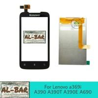 Lcd Touchscreen Lenovo A369 A369i A390 A390t A390e A690 Original