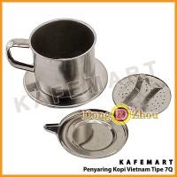 Vietnam Coffee Drip 7Q / Penyaring Kopi / Coffee Maker Tools