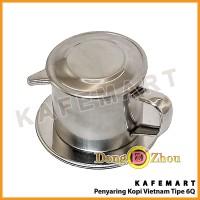 Vietnam Coffee Drip 6Q / Penyaring Kopi / Coffee Maker Tools