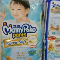 Jual Mamypoko Pants Extra Soft Boy XL 24 Murah