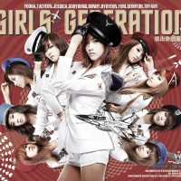 CD ALBUM GIRLS' GENERATION (SNSD) - GENIE