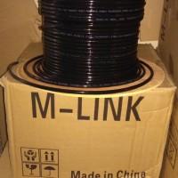 Kabel stp m link cat 5 kwalitas bagus