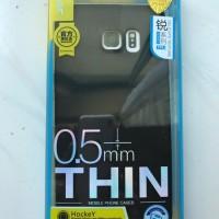 Soft Jelly Metal J-Case Thin TPU 0.5mm for Samsung Galaxy S6 Edge Plus