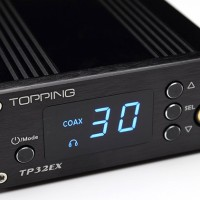 Digital Amplifier TK2050 with DAC and Headphone Amp