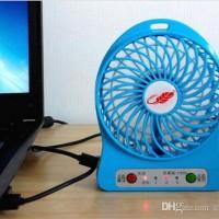 New F95b portable fan rechargeable battery usb mini fan 18650