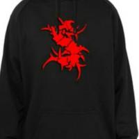 jaket,switer,tshirt hoodie jumper sepultura hitam