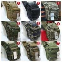 Tas Selempang 803 Import Outdoor Bag Backpack Pinggng