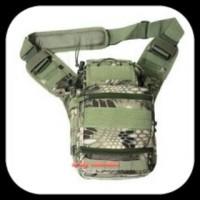 Tas Selempang Pinggang Import Warna Mandrake Bag Army