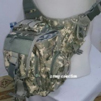Tas Slempang army 249 ACCUPAT ( DIGITAL ABU)