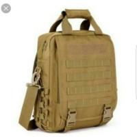 Tas Laptop Army 9700 CoklatBag Ransel Gadget