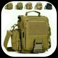 Tas Selempang type 8001 Outdoor Backpack Bag Pinggang