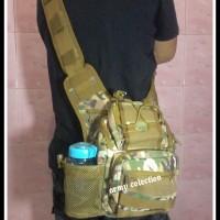 Tas Selempang Army 9600 Bag Backpack Outdoor Multical