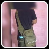 Tas Selempang Army 803 MINI Outdoor Bag Backpack