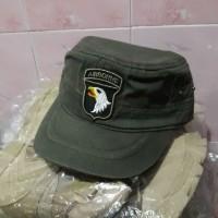 Topi Airborne Topi Army Import