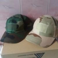 Topi Import Velcro Mlitary Hats