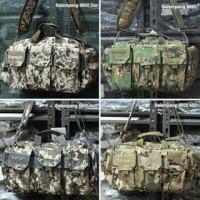 Tas Selempang Army 9600 Bag Backpack Outdoor Army