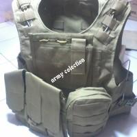 Rompi Army Militer Vest