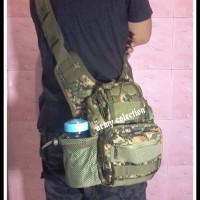 Tas Selempang Army Type 803 Mini Marpat (digital ijo) Bag Pinggang