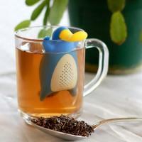Silicone Tea Infuser/Penyaring Daun Teh/Tea Leaf Strainer/Platypus