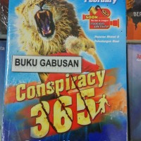 BUKU NOVEL CONSPIRACY 365 BOOK 2 FEBRUARY PUSARAN MISTERI hn