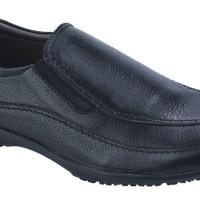 Sepatu Loafers Kulit / Sepatu Pantofel Kulit Pria Catenzo ( MP 124 )