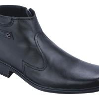 Sepatu Formal Kulit / Sepatu Pantofel Kulit Pria Catenzo ( BN 104 )
