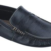 Sepatu Loafers Kulit / Sepatu Pantofel Kulit Pria Catenzo ( MP 017 )