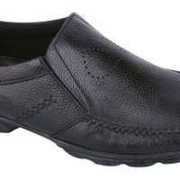 Sepatu Loafers Kulit / Sepatu Pantofel Kulit Pria Catenzo ( YR 005 )